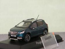 1 43 NOREV Peugeot 2008 2016 Darkgreen-metallic
