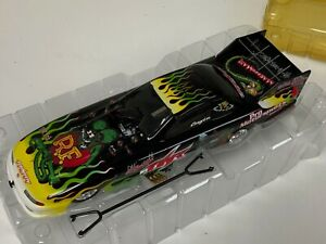 1/24 Racing Champion Authentics NHRA Funny car Corry Lee Dodge Rat Fink JD473