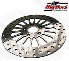 """11.5"""" Front Brake Disc Rotor Harley Softail Dyna Sportster Springer Forks Tear"""