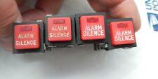 HONEYWELL / MICRO SWITCH MOMENTARY SPDT PUSH BUTTON AML22CBF2AA 24VDC RED LED
