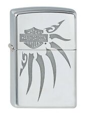 High Polished Harley Davidson Luxus-ZIPPO neu+ovp SPK