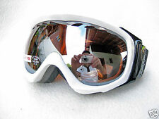 RAVS  SKIBRILLE - SNOWBOARDBRILLE -  -SKI ALPIN  GOGGLE SCHI Double Lens Antifog
