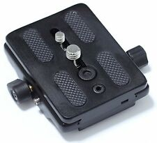 EI717QK Photo Video Camera Tripod Quick Release Plate Mount Kit EI-717A PLATE