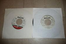 "LE ORME""FELONA+SORONA-Nr 2 dischi 45 giri PHILIPS 1973 Ed.JB-PROG.ITALY"""