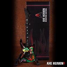 Axe Heaven George Lynch Skulls & Snakes Miniature Guitar & Stand