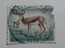 SOUTH AFRICA STAMP - 1'3