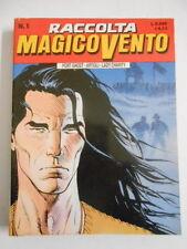 MAGICO VENTO - raccolta n.1 - fumetto d'autore