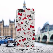 Hello Kitty Pattern Love Hearts Phone Case Cover