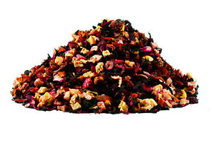 Strawberry-Raspberry Luxury Flavoured Fruit Tea Blend (25g - 500g)