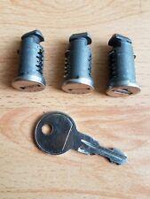 Thule lock cylinders lock cores 3 lock cores 1 key