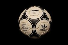 Adidas Soccer Match Ball Football Fifa World Cup Tango Madrid Used Size 4 Rare
