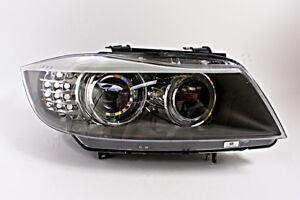BMW 3 Series E90 E91 2008-2011 Facelift Bi Xenon Headlight Front Lamp RIGHT OEM