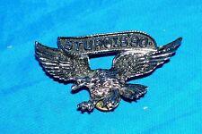 Sturgis 1990 Eagle Pin Gold Color 90 Motorcycle Biker Rally Jacket Vest Harley