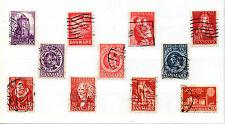 Dinamarca Series del año 1942-54 (BP-869)