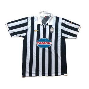 🔥Original Juventus 2006/07 Home Football Shirt Nike BNWT - Size Large🔥