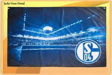 FC Schalke 04 Zimmerfahne 100x150 Cm