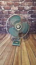 vintage retro industrial warehouse electric fan made in india