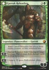 Garruk Relentless/Garruk, the Veil-Cursed foil | nm | FTV: transform | Magic