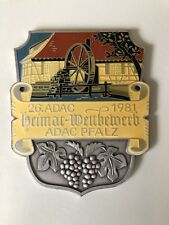 ADAC Vintage Car Badge