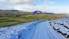 Independence Grasshopper 2018 Paraglider Single Skin Hike & Fly - Size 28 Purple