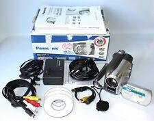 Panasonic VDR-D150 EG S DVD Camcorder Videokamera Filmkamera Vintage OVP TOP SET