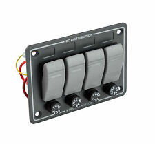 onboard power supply switch panel 4, with fuses 8262