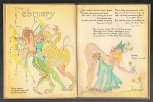 The Naughty Diary of an Edwardian Lady, Hardcover, 1981, full colour illusts