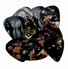 10 Pcs Guns N Roses Guitar Picks G N R Collectable Guitar Picks 🇨🇦 Seller