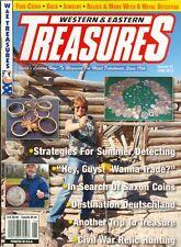 2013 Western & Eastern Treasures Magazine: Summer Detecting/Saxon Coin/Civil War
