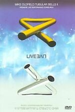 Mike Oldfield: Tubular Bells II  III Live (DVD, 2007)