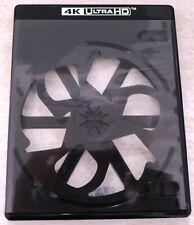 VIVA ELITE ECO LITE DOUBLE DISC 4K BLU-RAY CASE BLACK 12MM WITH LOGO NEW!
