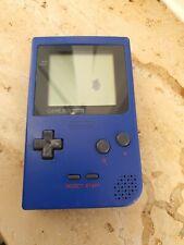 Nintendo GameBoy Game Boy Pocket Konsole BLAU Handheld Spielkonsole