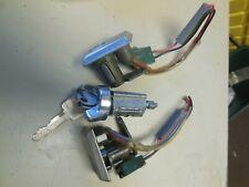 NOS 1978 1979 Ford LTD II Door & Ignition Lock Set D8OZ-6522050-A