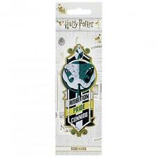 New Official Warner Brothers Harry Potter Slytherin Bookmark