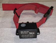 PetSafe Bark Control Dog Collar RSC BC102  Pet Training Red