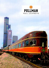 DVD: Riding Pullman Rail Journeys from Chicago to New Orleans and Return