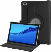 """For Huawei MediaPad M5 lite Case Stand Cover 360 ° Rotating (10.1"""")"""