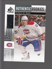 2011-12 SP Game Used #183 Frederic St. Denis RC 621/699