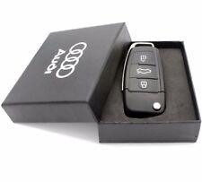 AUDI Schlüssel-Design USB-Stick 8GB  schwarz/chrom