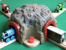 MOUNTAIN TUNNEL & TURNTABLE for THOMAS & FRIENDS WOODEN RAILWAY BRIO TRAIN SET