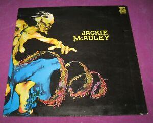 JACKIE McAULEY - SAME - DAWN UK 1971 RARE ORIG - EX THEM - HARDLY EVER OFFERED