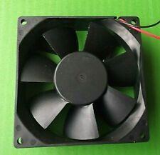 Fan 24 V dc Cooling 92mm Fans FP108B/DC24VS2S size 92 x92x 25mm Sleeve Plastic