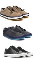 Camper Men Casual Shoes Andratx K100 Low Top Leather Canvas Fashion Sneakers
