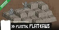 CMON: HATE Board Game Plateaus (Kickstarter Exclusive Game)