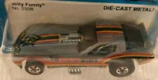 Hot Wheels Holy Grail (2) 1979 Vetty Funny Mongoose Corvette Error Cars (Moac)