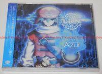 New LieN Original Album Azur CD Japan 4562382722551 Free Shipping