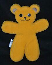 Peluche Doudou Ours Jaune Articulé IKEA UNICEF Yellow Bear 33 Cm TTBE