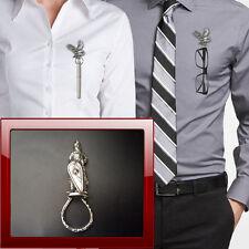 Norman Knight box1 L Pewter Pin Brooch Drop Hoop Holder Glasses,Pen,Jewellery