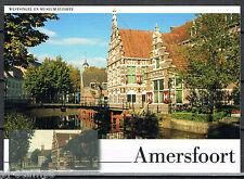 Nederland Voorgefrankeerde ansichtkaart Amersfoort Westsingel  - Postcard