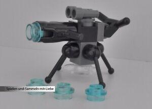 1 x GESCHÜTZ SHOOTER STELLUNG FÜR LEGO® STAR WARS™ MIT BLASTER - FÜR TROOPER NEU